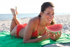 Como evitar engordar en verano