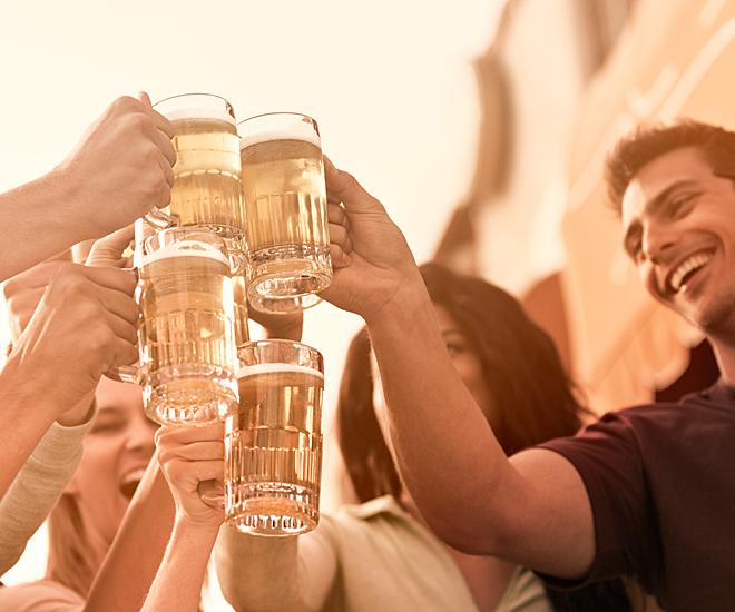 La cerveza no provoca gases, según los últimos estudios