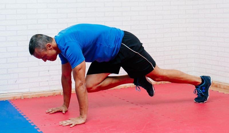 Tres ejercicios perfectos para un entrenamiento metabólico